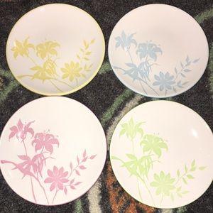 Emily Appetizer Plates (4)